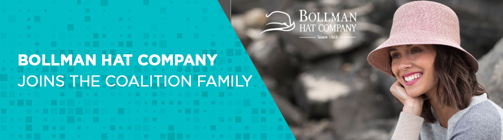 Bollman Hat Company Joins the Coalition Family