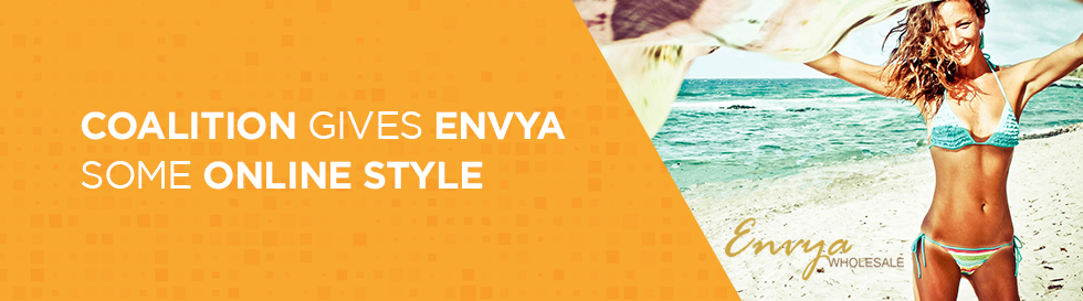 Coalition Gives Envya Some Online Styles