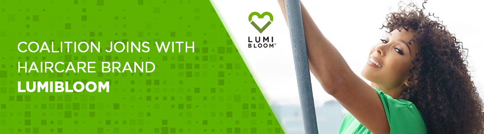 Coalition Joins With Haircare Brand Lumibloom