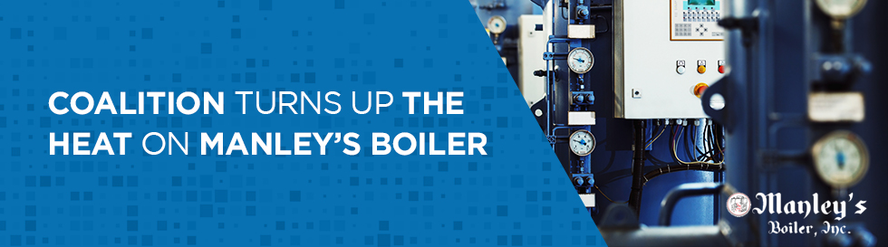 Coalition Turns Up the Heat on Manley's Boiler