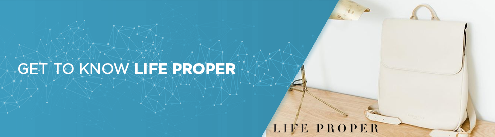 Get To Know Life Proper
