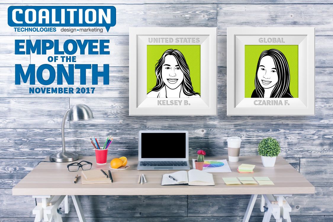 Employee of the Month - November