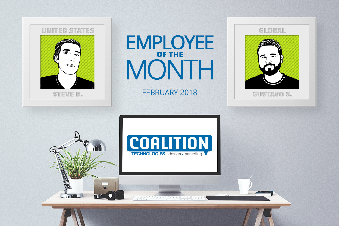 Employees of the Month - February 2018